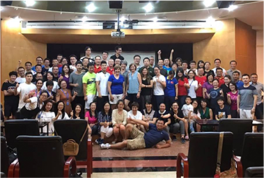 The Nesin Experience: What We Taught The Chinese Olympic Committee